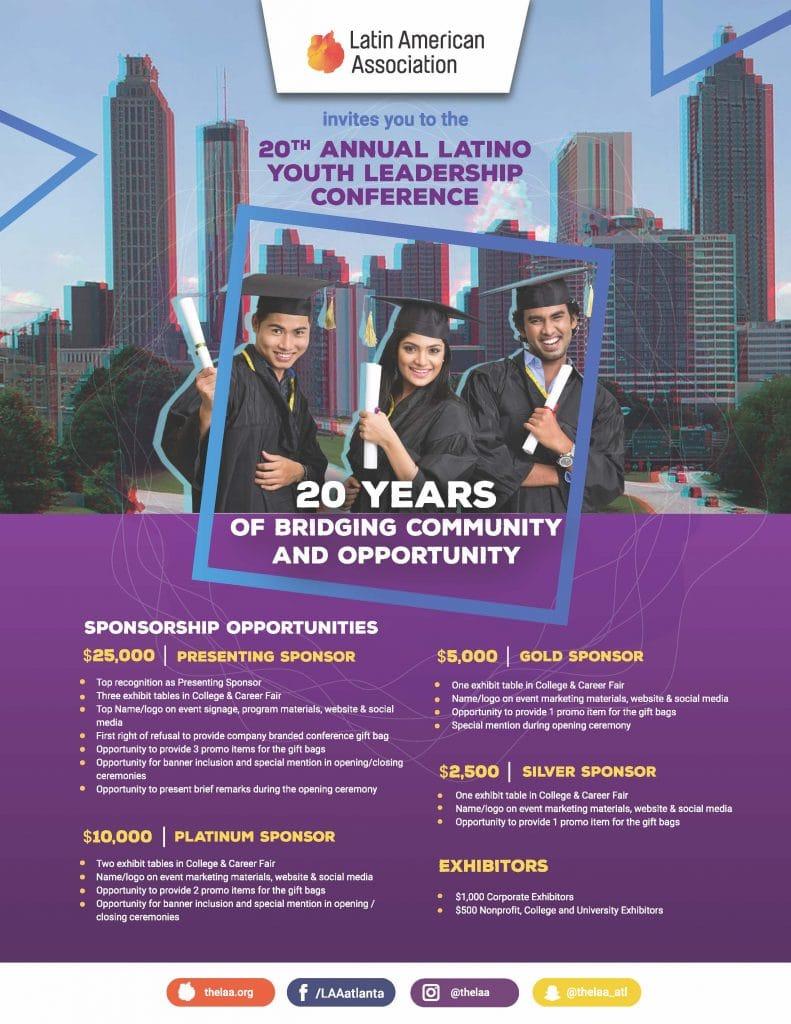 Conferencia De Liderazgo Para Jóvenes Latinos Asociación