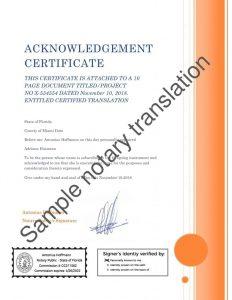 ttaduccion certificada