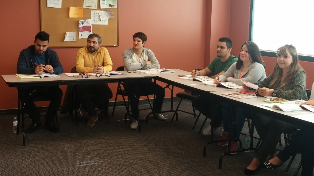 English Classes Latin American Association