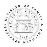 GA_DFCS_Seal Logo 2 Color