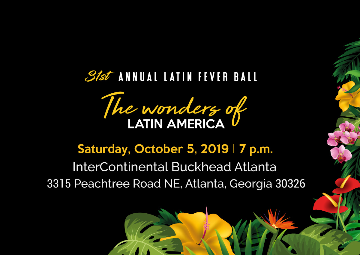 annual ball Latin American association Georgia