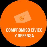 Compromiso cívico y defensa